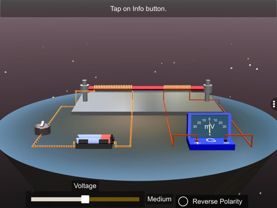 The Electromagnetic Induction screenshot 17