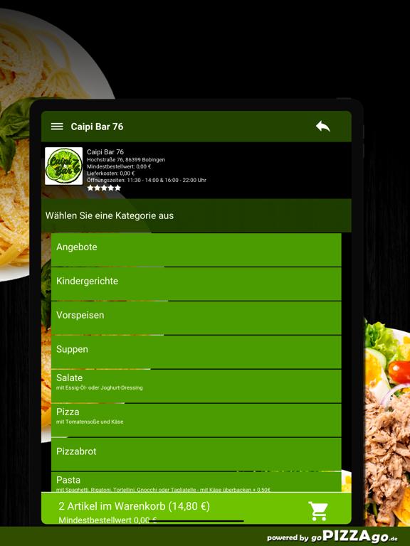 Caipi Bar 76 Bobingen screenshot 8