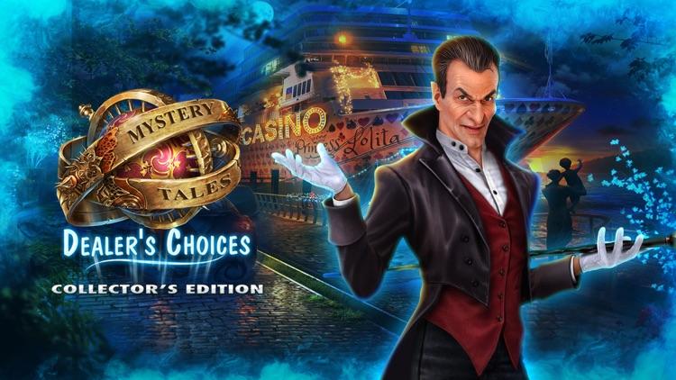 Mystery Tales: Dealer's Choice screenshot-0