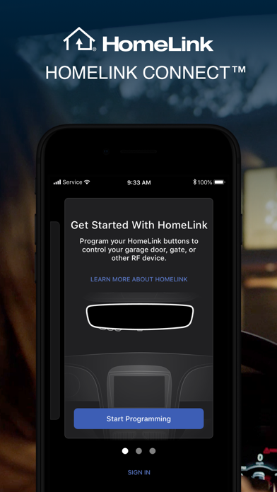 点击获取HomeLink Connect