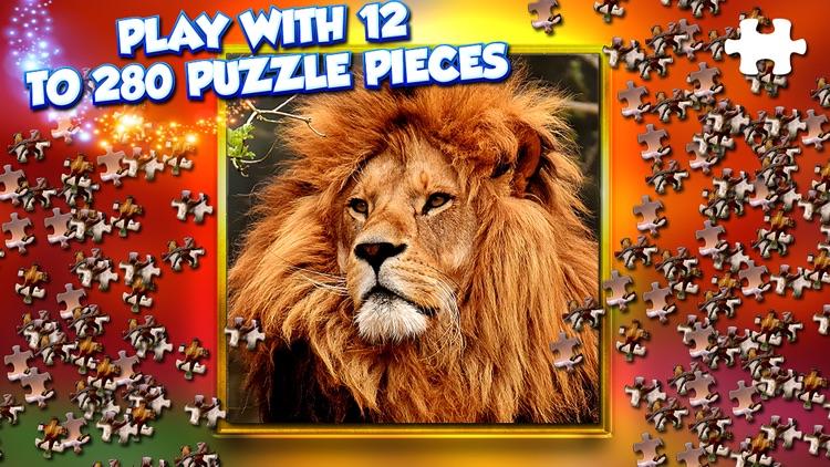 Jigsaw HD Magic Puzzle Block