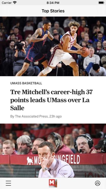 UMass Basketball News