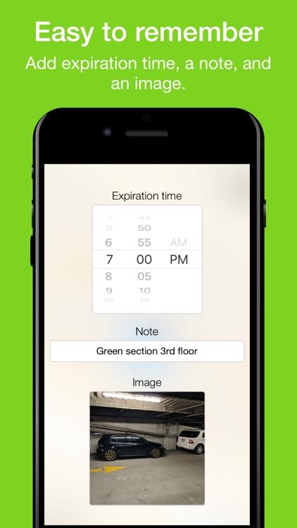 ParkIt - Parked Vehicle Finder screenshot-3