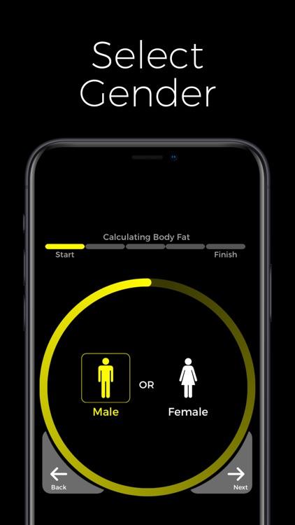 Body Fat Calculator By Fittur screenshot-3