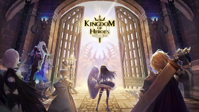 Kingdom of Heroes:Tactics War free Resources hack