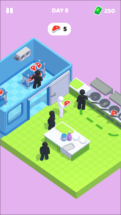 Staff! - Job & Life Simulator screenshot 1