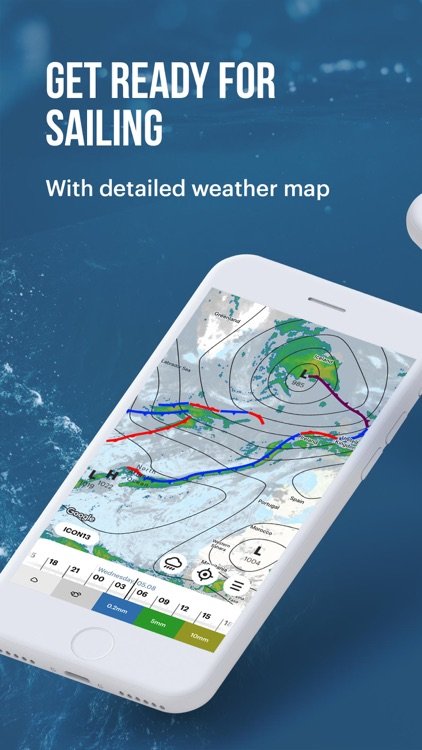 WindHub: forecast for sailing