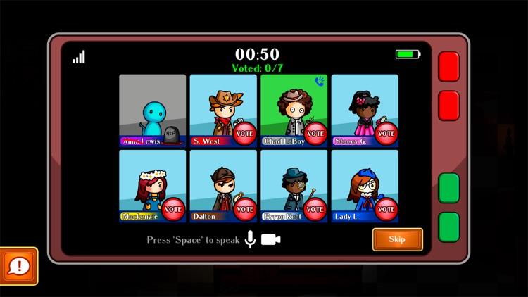 1 2 BLAME! Find Killer Agent screenshot-6
