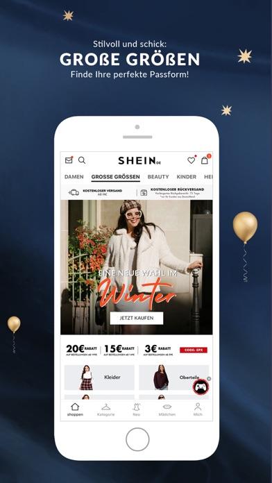 messages.download SHEIN-Shopping und Fashion software