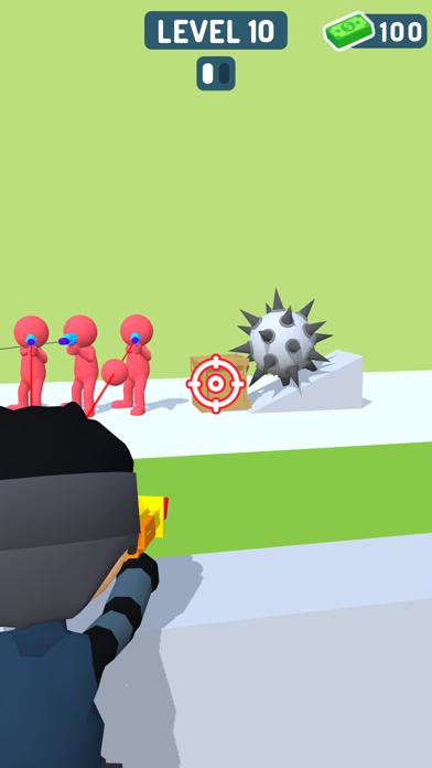 Sniper Runner screenshot 3