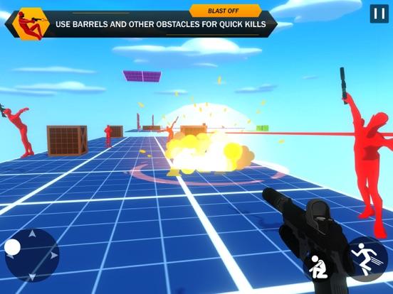 Gun Rush - FPS,Parkour,SlowMo screenshot 11