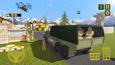 Army Parking Simulator screenshot 1