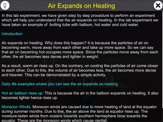 Air Expands on Heating screenshot 7