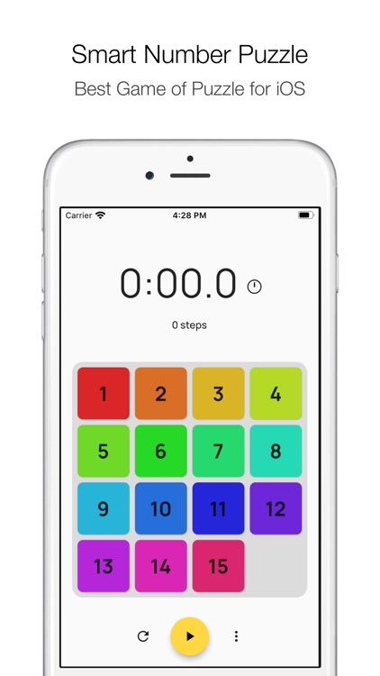 SNP - Smart Number Puzzle