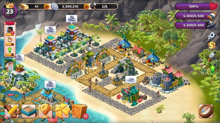 Fantasy Island: Sim Adventure screenshot-0
