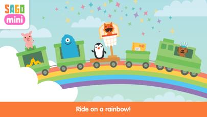 Sago Mini Train Adventure screenshot 5