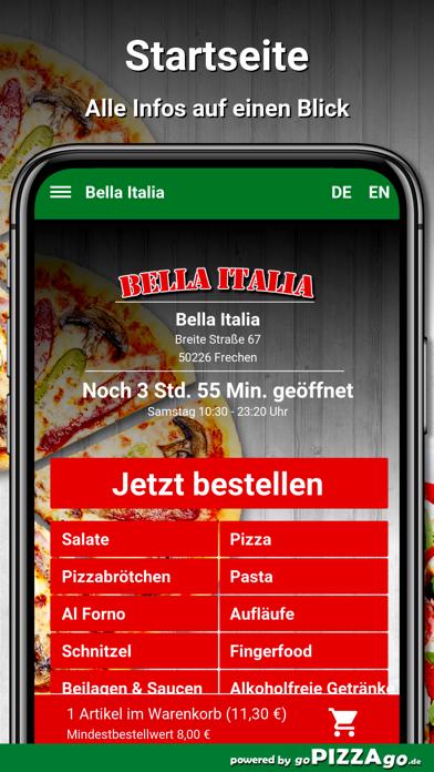 Bella Italia Frechen screenshot 2