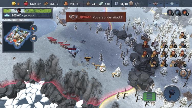 Northgard screenshot-5