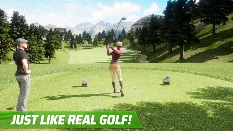 Golf King - World Tour screenshot-0