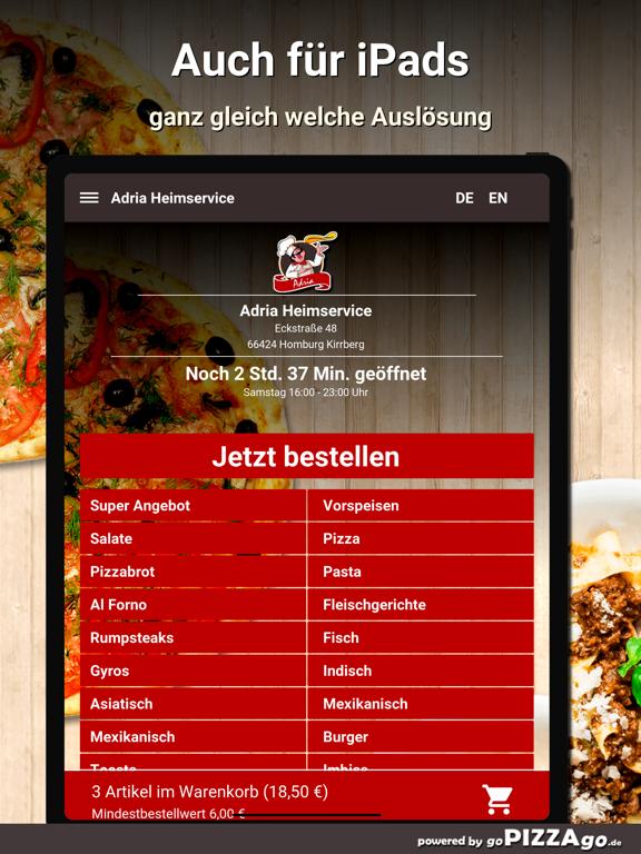 Adria Heimservice Homburg screenshot 7