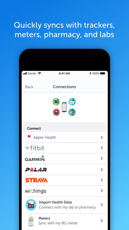 BlueStar Diabetes screenshot-3