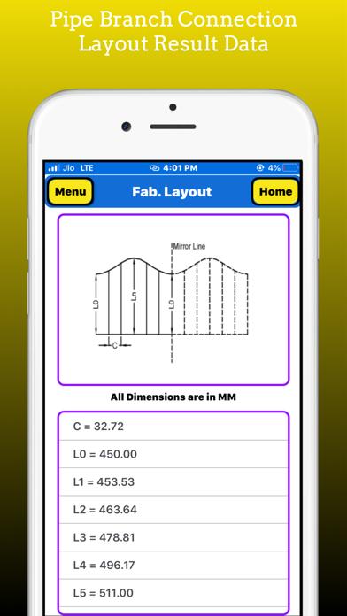 Fabrication Layout screenshot 8