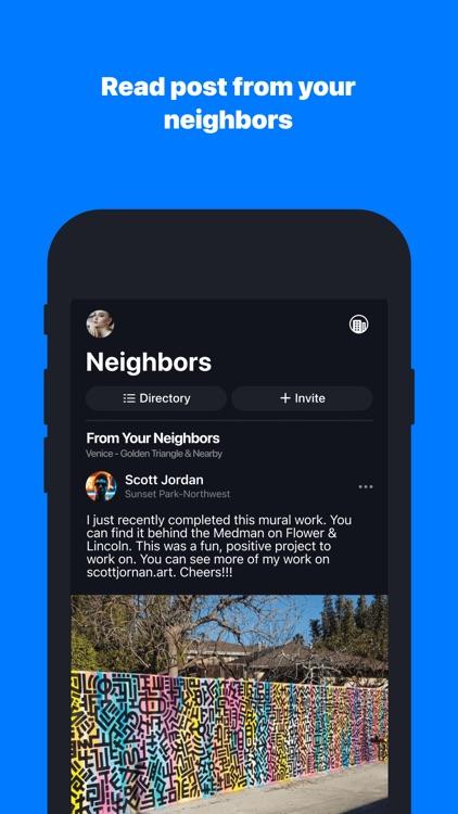 Superlocal: News and Neighbors screenshot-3