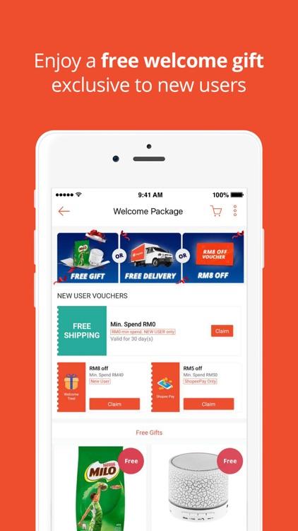 Shopee #1 Online Platform screenshot-5