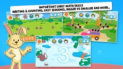 Baby Town: Preschool Math Zoo screenshot 3