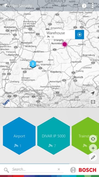 Bosch Video Security screenshot-3