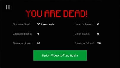 Zombie Craft Dungeons Survival screenshot 5