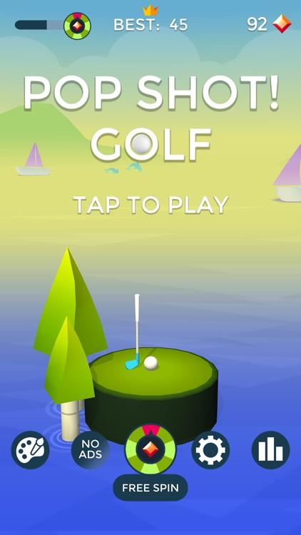 Pop Shot! Golf screenshot-4