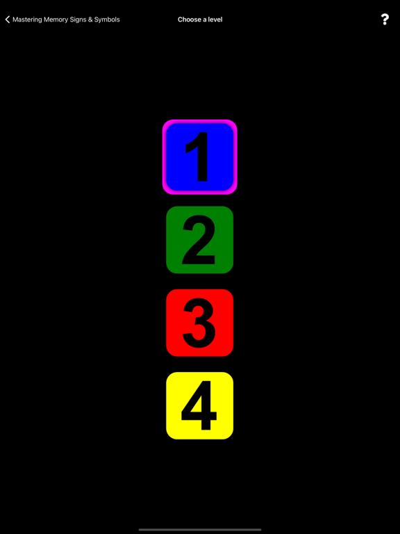 Mastering Memory Symbols screenshot 13