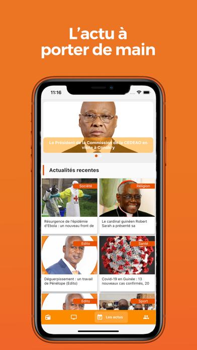 Fim Guinée Screenshot