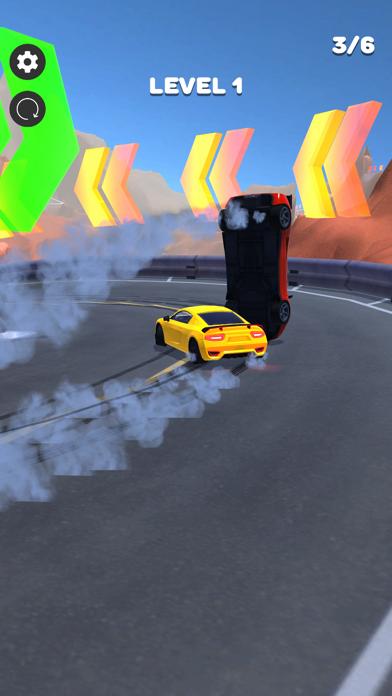 Downhill Drift! screenshot 3