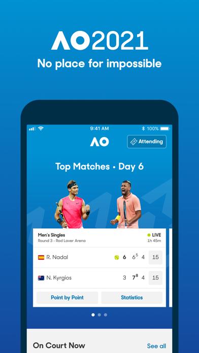cancel Australian Open Tennis 2021 subscription image 2