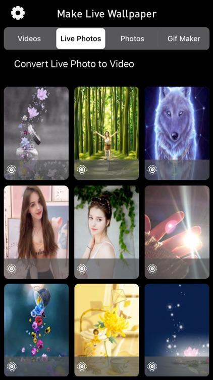 Make Live Wallpaper screenshot-5