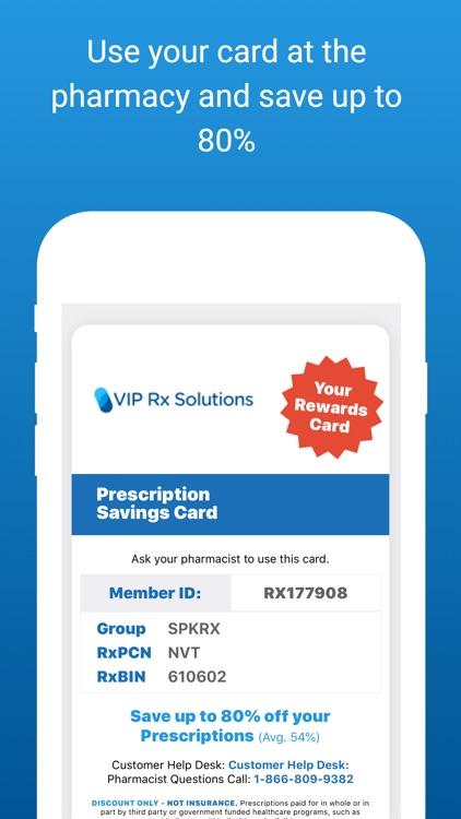 VIP Rx Solutions screenshot-3