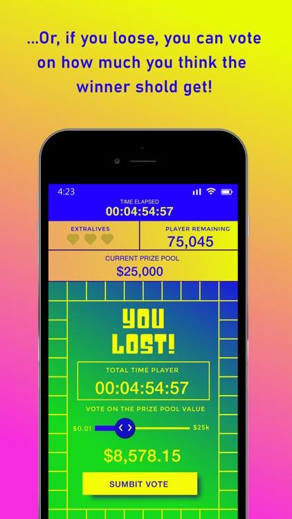 Finger On The App..