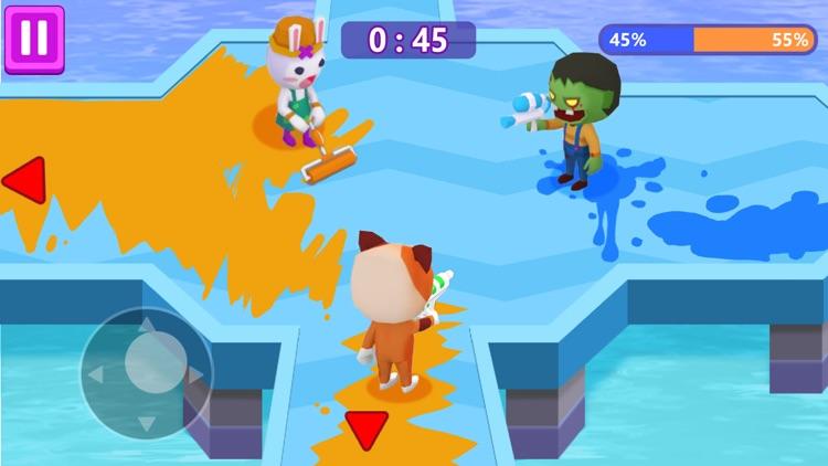 Color Splash Battle screenshot-3