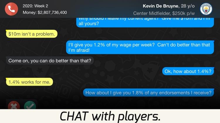 Superstar Football Agent screenshot-4