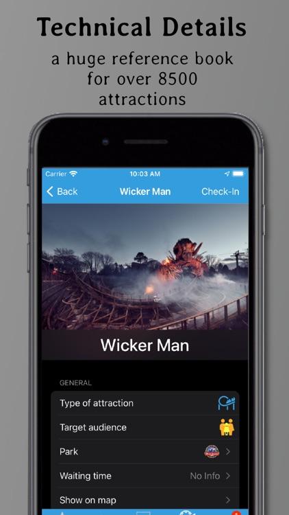 Theme-Park App screenshot-6