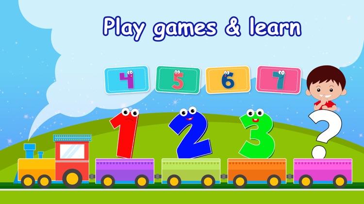 Preschool Learning Games Kids screenshot-3