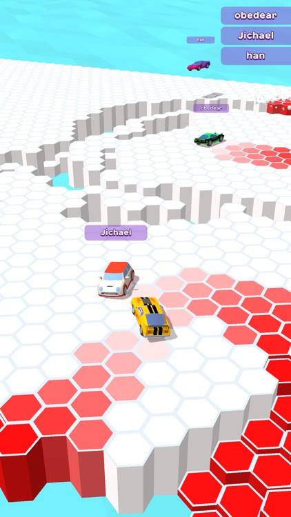 Race Arena - Fall Car Battle screenshot-5