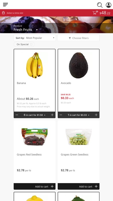 Chandlers Groceries screenshot 3