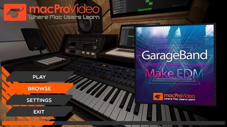 Make EDM Course For GarageBand screenshot-0