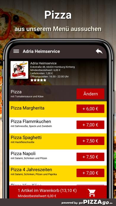 Adria Heimservice Homburg screenshot 5