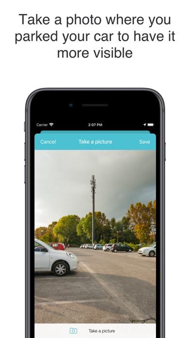 Find My Car - Parking Tracker Screenshots