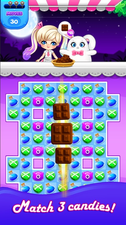 Candy Sweet: Match 3 Games