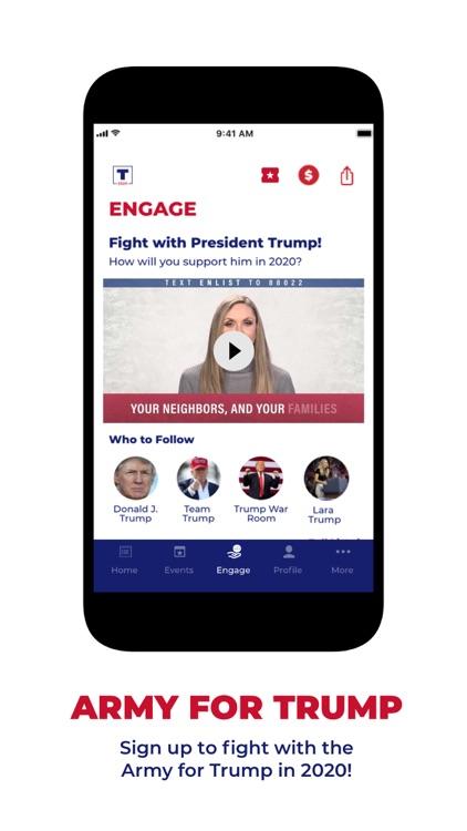Official Trump 2020 App screenshot-5